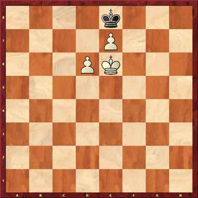 two pawn mate