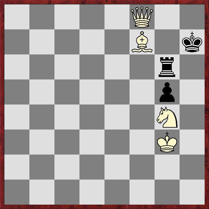 Chess Tactics: Study 1 - Mate in 2
