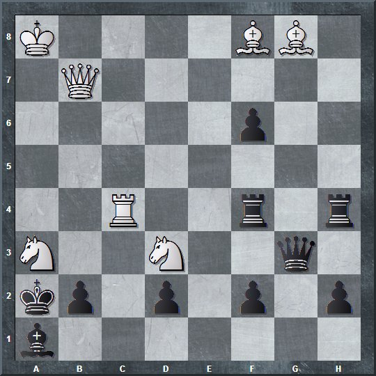 5 Hardest Mate-in-2 Ever