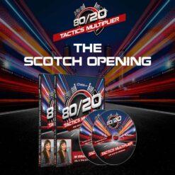 80/20 Tactics Multiplier: The Scotch Opening – IM Irina Bulmaga