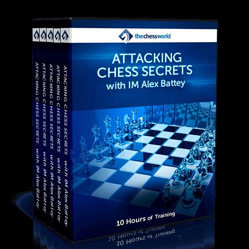 Attacking Chess Secrets with IM Alex Battey