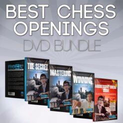 Best Chess Openings – DVD Bundle