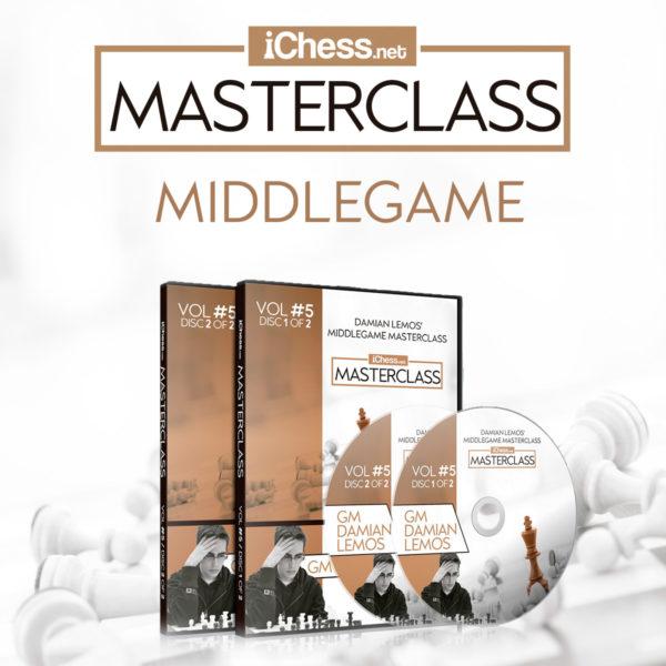 Damian Lemos' Middlegame Masterclass – GM Damian Lemos