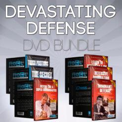 Devastating Defense – Chess DVD Bundle