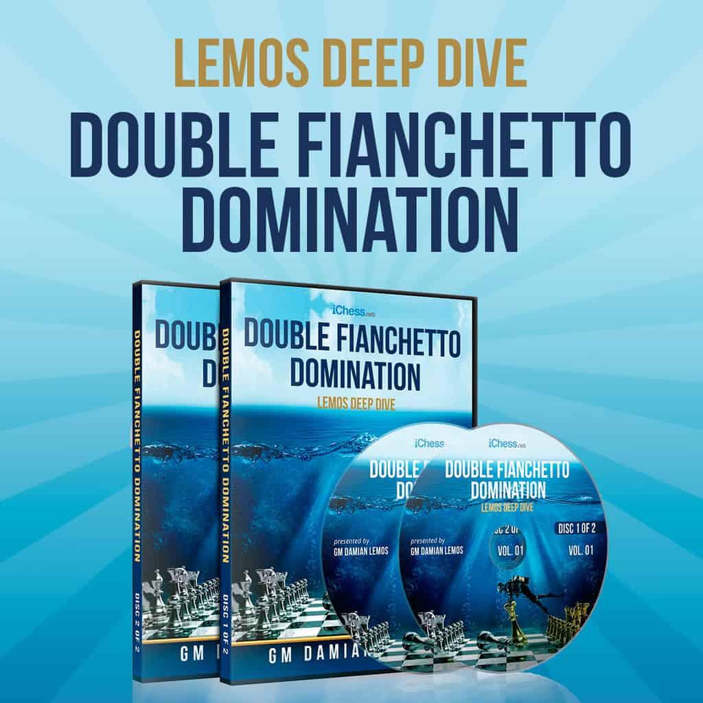 Double Fianchetto Domination (Lemos Deep Dive) – GM Damian Lemos