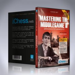 Mastering the Middlegame II – GM Damian Lemos