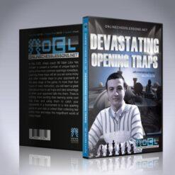 Devastating Opening Traps – IM Valeri Lilov