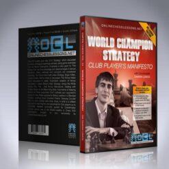 World Champion Strategy – GM Damian Lemos