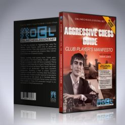 Aggressive Chess Guide – GM Damian Lemos