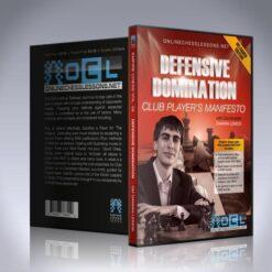 Defensive Domination – GM Damian Lemos
