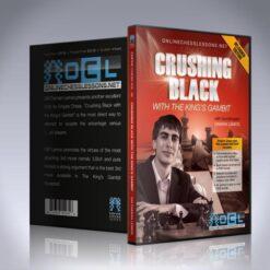 Crushing Black with the King's Gambit – GM Damian Lemos