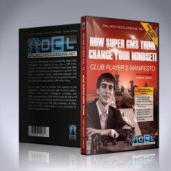How Super GMs Think – Change your Mindset! – GM Damian Lemos