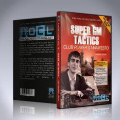 Super GM Tactics – GM Damian Lemos