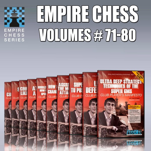 Empire Chess Collection (Volumes 71-80)