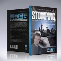 Stomping White with the Stonewall Defense – GM Eugene Perelshteyn