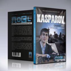 Kasparov's Greatest Hits – GM Damian Lemos