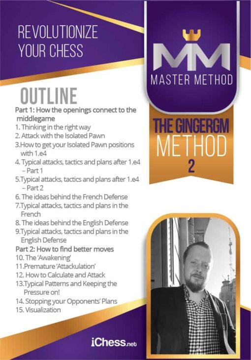 The GingerGM Method 2