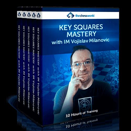 Key Squares Mastery with IM Vojislav Milanovic