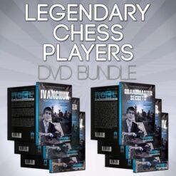 Legendary Chess Players DVD Bundle
