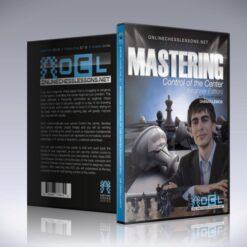 Mastering Control of the Center (Beginner DVD) – GM Damian Lemos