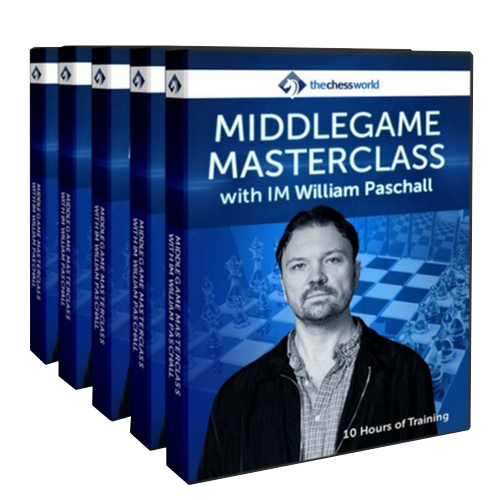 Middlegame Masterclass with IM William Paschall