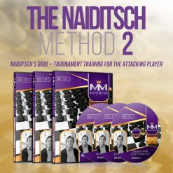 Tournament Training for the Attacking Player (The Naiditsch Method 2)