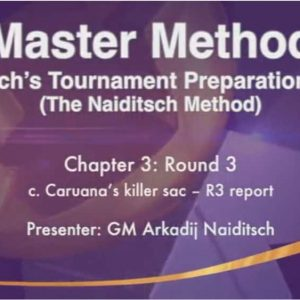 The Naiditsch Method