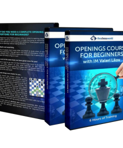 Opening Course for Beginners with IM Lilov