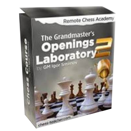 Grandmaster's Openings Laboratory 2.0 - GM Smirnov