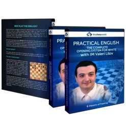 Practical English: Complete System for White IM Lilov