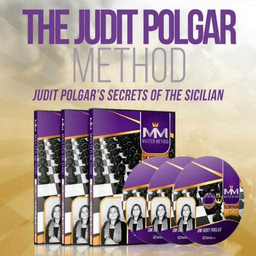 The Judit Polgar Method - Secrets of the Sicilian