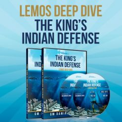 The King's Indian Defense – Lemos Deep Dive – GM Damian Lemos
