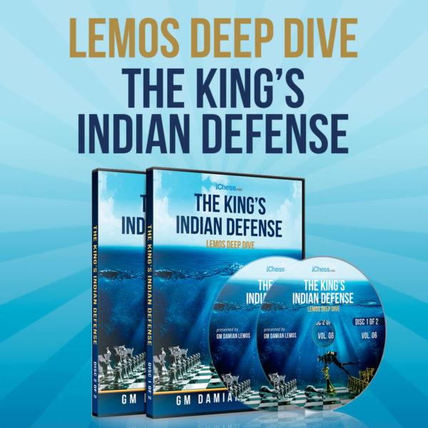The King's Indian Defense - Lemos Deep Dive - GM Damian Lemos