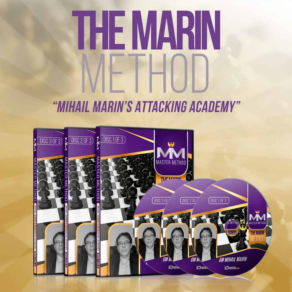 Mihail Marin's Attacking Academy (The Marin Method)