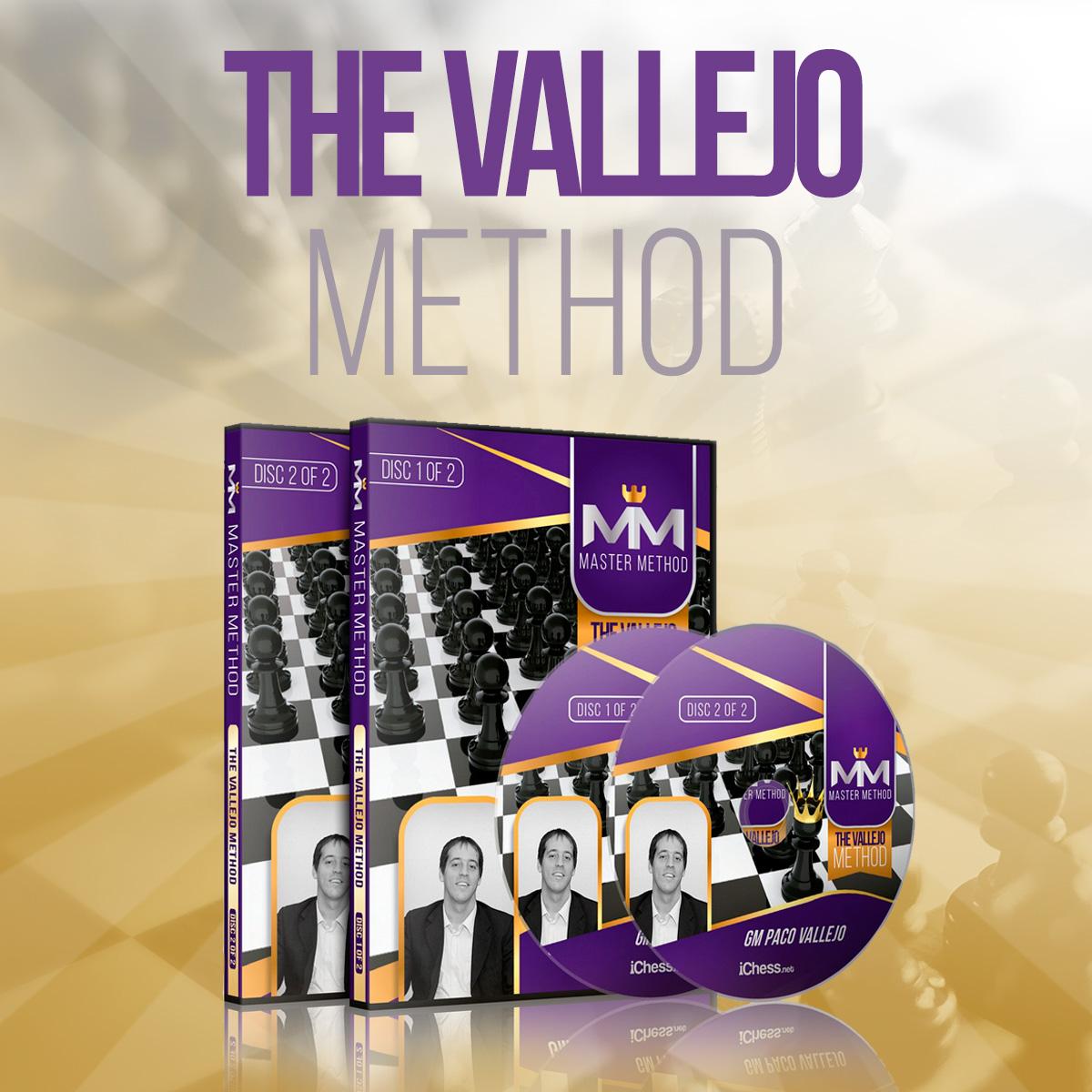 The Paco Vallejo Method – GM Paco Vallejo