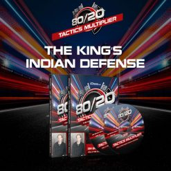 The King's Indian Defense – GM Bryan Smith [80/20 Tactics]