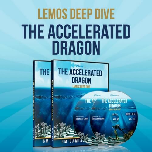 The Accelerated Dragon with GM Lemos