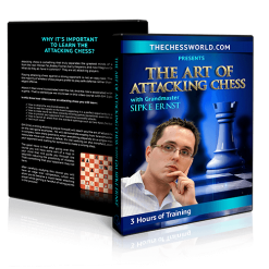 The Art Of Attacking Chess with GM Sipke Ernst