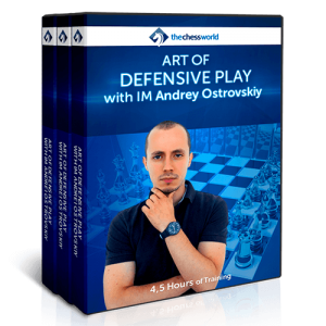 art of defensive play