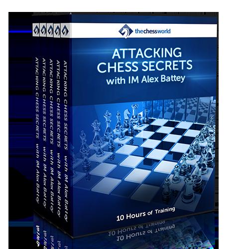atacking chess secrest
