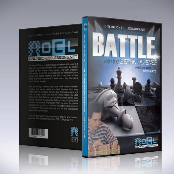 Battle with the Berlin Defense – GM Leonid Kritz