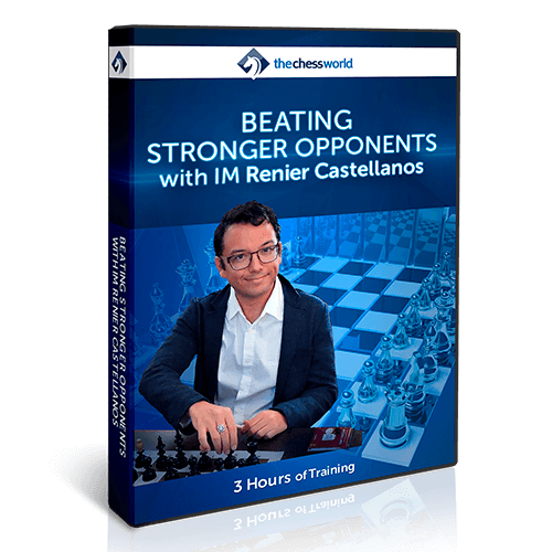 Beating Stronger Opponents with IM Castellanos