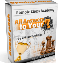 The Grandmaster's Opening Lab – Bonus Pack