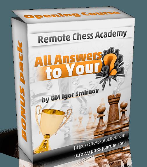 The Grandmaster's Opening Lab - Bonus Pack
