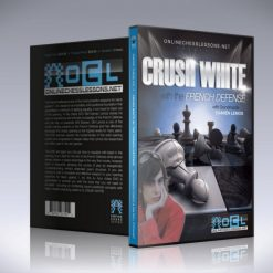 Crushing White – The French Defense – GM Damian Lemos