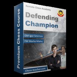Defending Champion – GM Smirnov