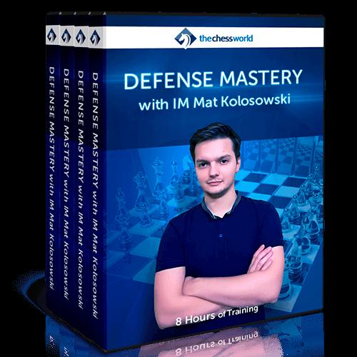 Defense Mastery with IM Mat Kolosowski