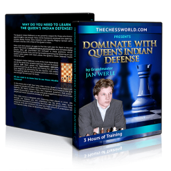 Dominate with Queen's Indian Defense with GM Werle