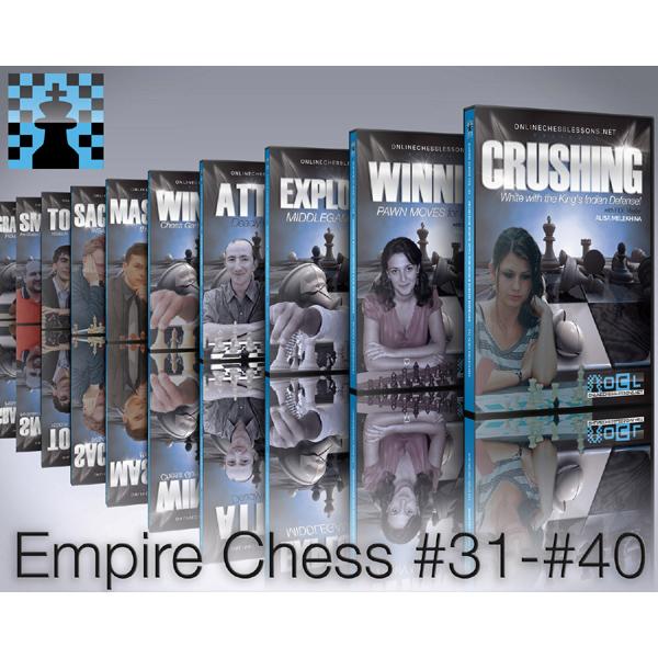 Empire Chess Volumes 31-40 Bundle