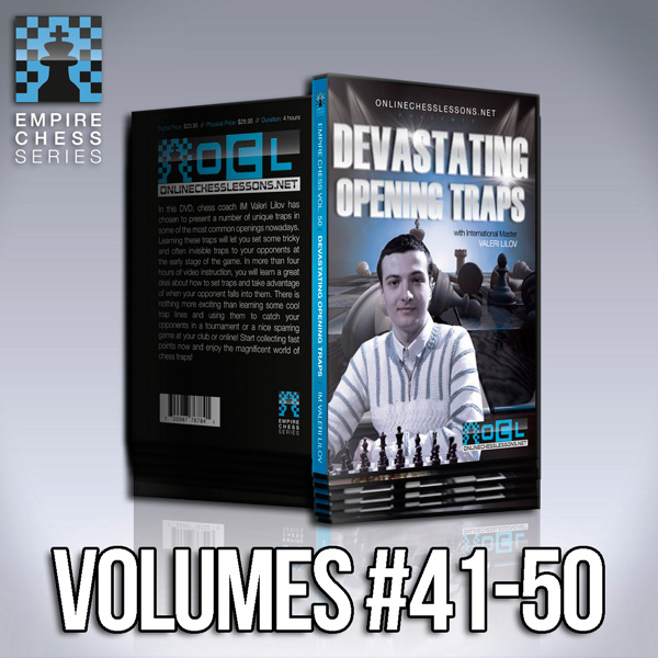 Empire Chess Collection (Volumes 41-50)